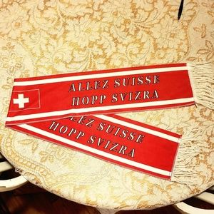 Accessories - 🔥Swiss Scarf Swiss Flag French